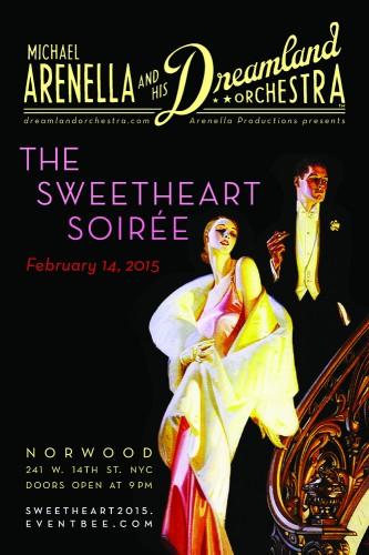 Michael Arenella's Sumptuous Sweetheart Soirée