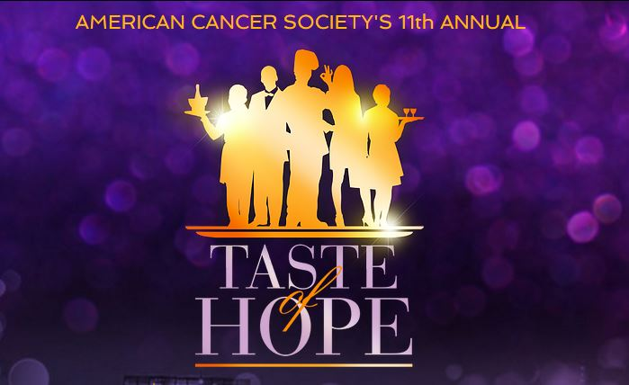 American Cancer Society's 11th Annual Taste of Hope