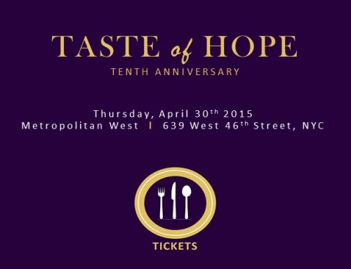 American Cancer Society's Taste of Hope 10th Anniversary