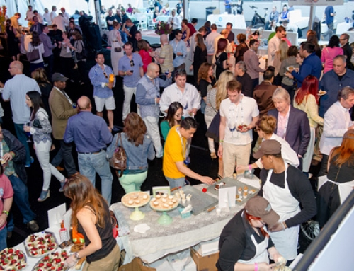 2015 New Taste of the Upper West Side