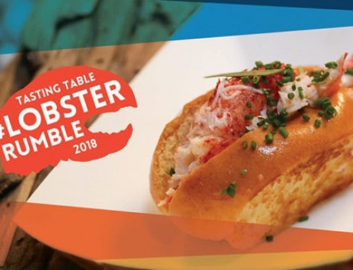 Tasting Table's 2018 Lobster Rumble