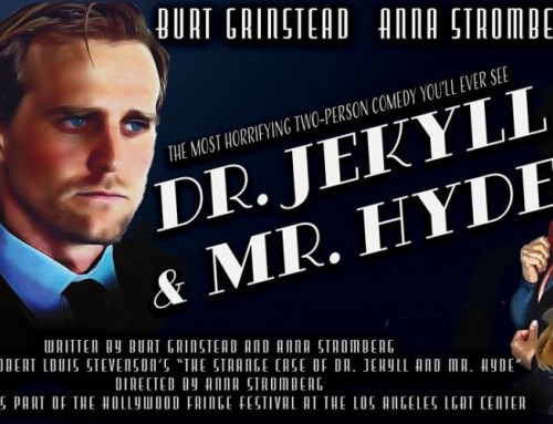 Dr. Jekyll & Mr. Hyde at the Soho Playhouse