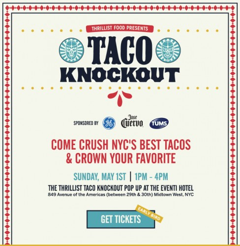 Thrillist's Taco Knockout