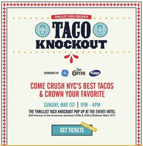 Thrillist's Taco Knockout