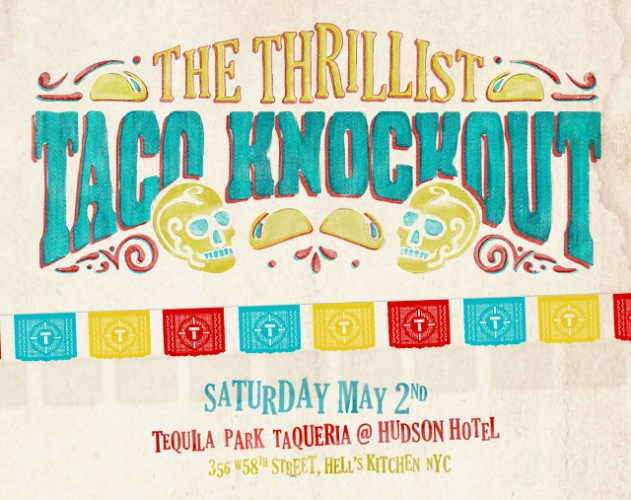 Thrillist Taco Knockout