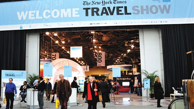 2016 New York Times Travel Show