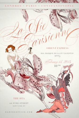 Dances of Vice - La Vie Parisienne: Orient Express