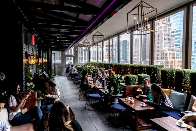 Elsie Rooftop Introduces Immersive High Team Experience in the Theater District