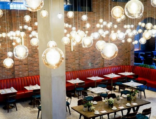 Ultra-Chic Dining: Harvey at the Williamsburg Hotel