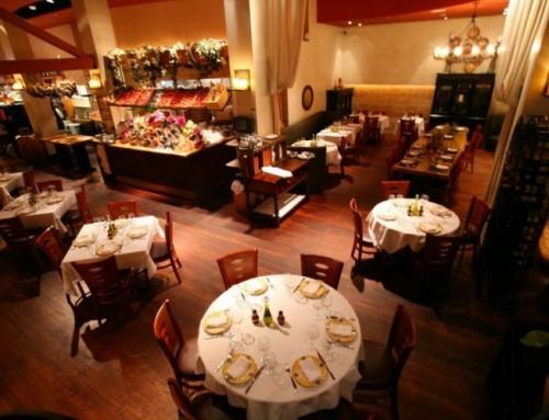 Greece in the Middle of Manhattan at Kellari Taverna