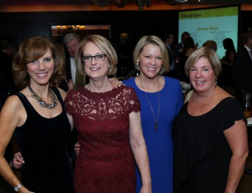 Melanoma Foundation's Shades of Hope Gala in Boston