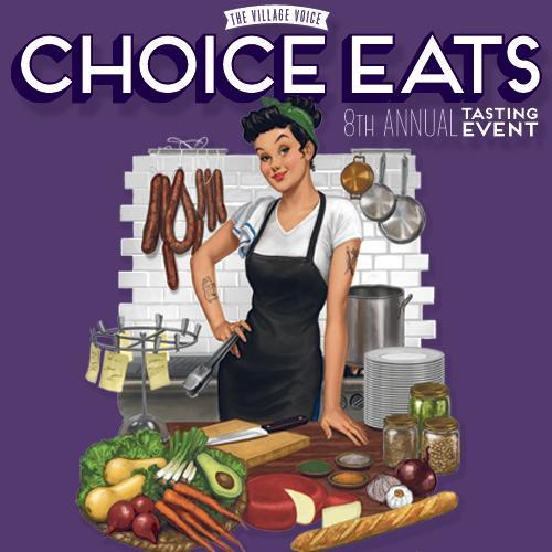 The Village Voice's Eighth Annual Choice Eats