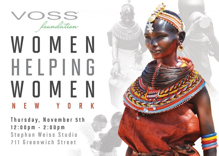 Voss Foundation Women Helping Women New York