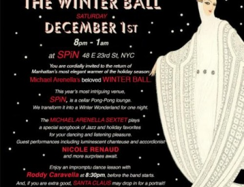 Michael Arenella's Winter Ball
